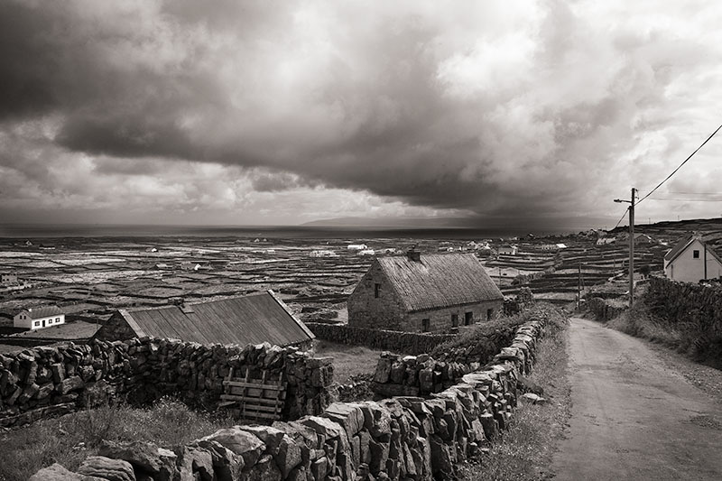 Inishman Road View, Aran Islands, 2007