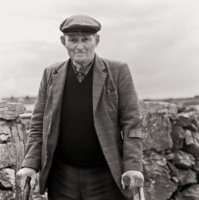 Stephen O'Flaherty, Inishman, Aran Islands, Ireland