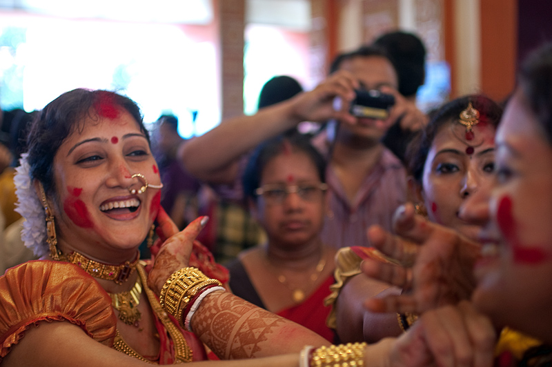 Game of Vermillion [Sindur Khela]