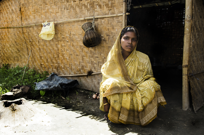 Pregnant & Displaced : Nasiman Begum