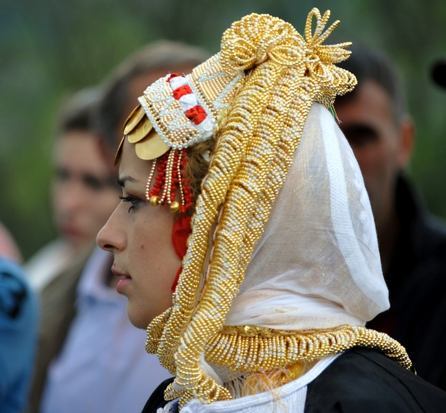Gorani Muslims celebrate Orthodox St George's Day