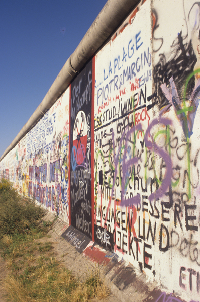 The Berlin Wall : Der Kampf