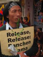 Release for Panchen Lama