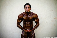 From Fragile Monsters - Arab Body Builders