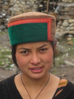 Beautiful girl Chitkul