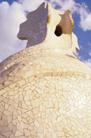 Guardian of the Roof - Gaudi