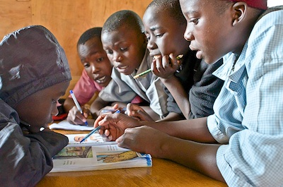 Chance to Change: Education in Nairobi's Mukuru Slum